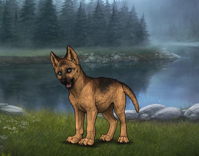 Elowyn  :  Wolvden